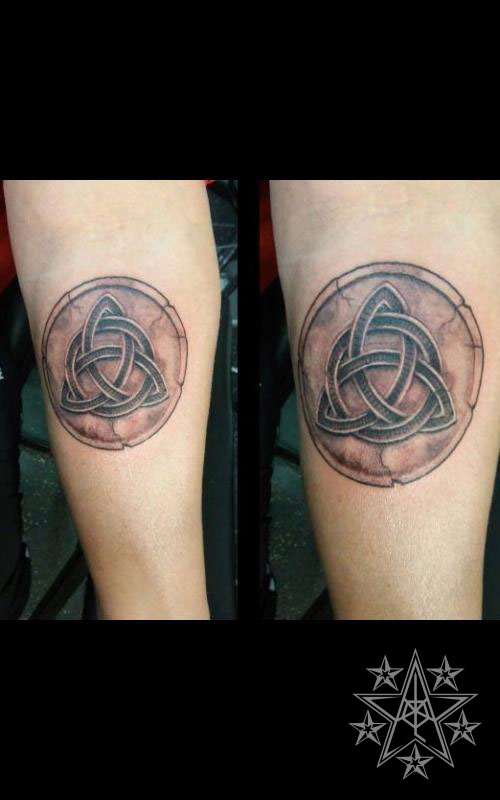 Matching Triquetra