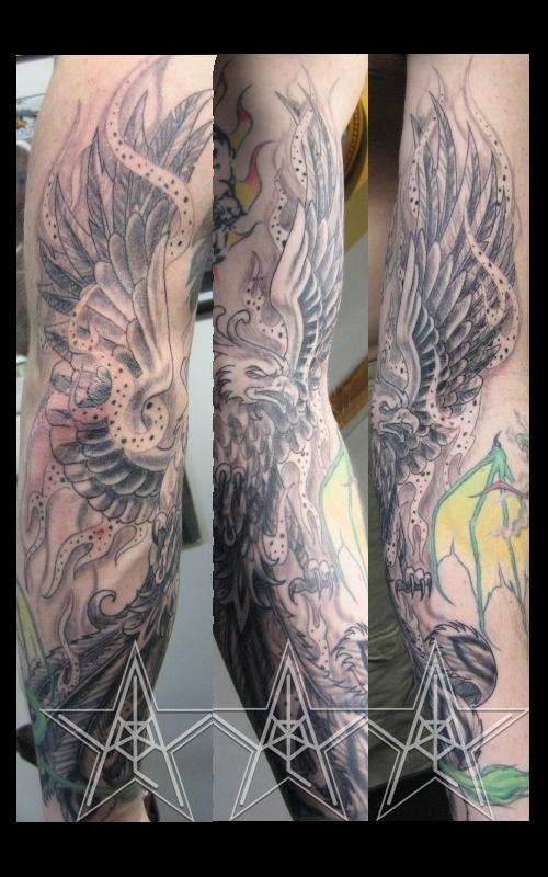 Roman Tattoos_Muskegon, Michigan, USA